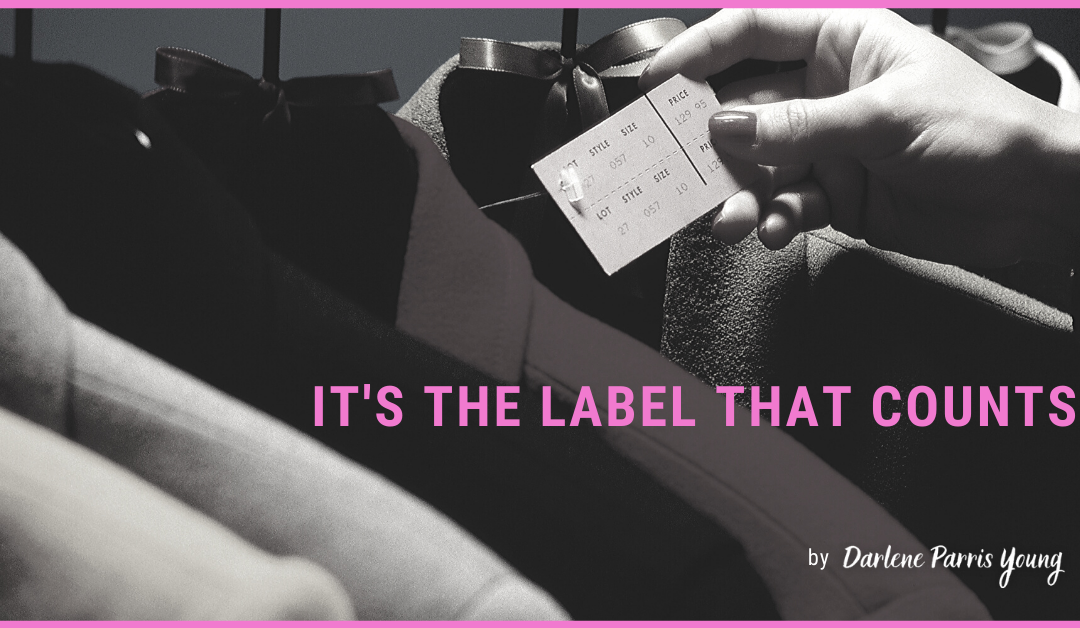 It's the Label that Counts